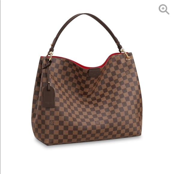 Louis Vuitton Handbags - Louis Vuitton Graceful MM handbag 0cf2d2a104f